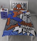 Disney Marvel Spiderman Hang Single Panel Duvet