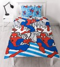 Disney Marvel Spiderman Pop Art Single Rotary Duvet