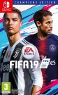 FIFA 19 Champions Edition Nintendo Switch video spēle