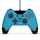 Gioteck WX4 Wired Blue Controller (SWITCH, PS3 & PC)