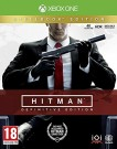 Hitman: Definitive Edition (Steelbook Edition) Xbox One video spēle