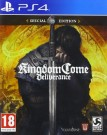 Kingdom Come: Deliverance - Special Edition Playstation 4 (PS4) video spēle