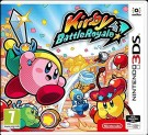 Kirby Battle Royale Nintendo 3DS spēle