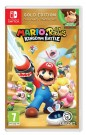 Mario & Rabbids: Kingdom Battle - Gold Edition Nintendo Switch video spēle