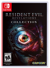 Resident Evil: Revelations Collection Nintendo Switch video spēle