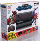 Retro Bit Generations Console (100 Pre-installed Games & SD Card Slot)