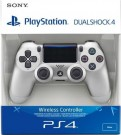Sony Dualshock 4 (PS4) Controller (NEW VERSION 2) - Silver - pults