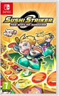 Sushi Striker: The Way of Sushido Switch video spēle