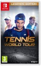 Tennis World Tour - Legends Edition Nintendo Switch video spēle