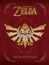The Legend of Zelda: Art & Artifacts - Hardcover Guide