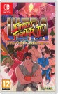 Ultra Street Fighter 2: The Final Challengers Switch video spēle