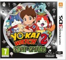 Yo-Kai Watch 2: Bony Spirits Nintendo 3DS spēle