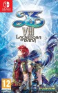 Ys VIII: Lacrimosa of DANA Switch video spēle