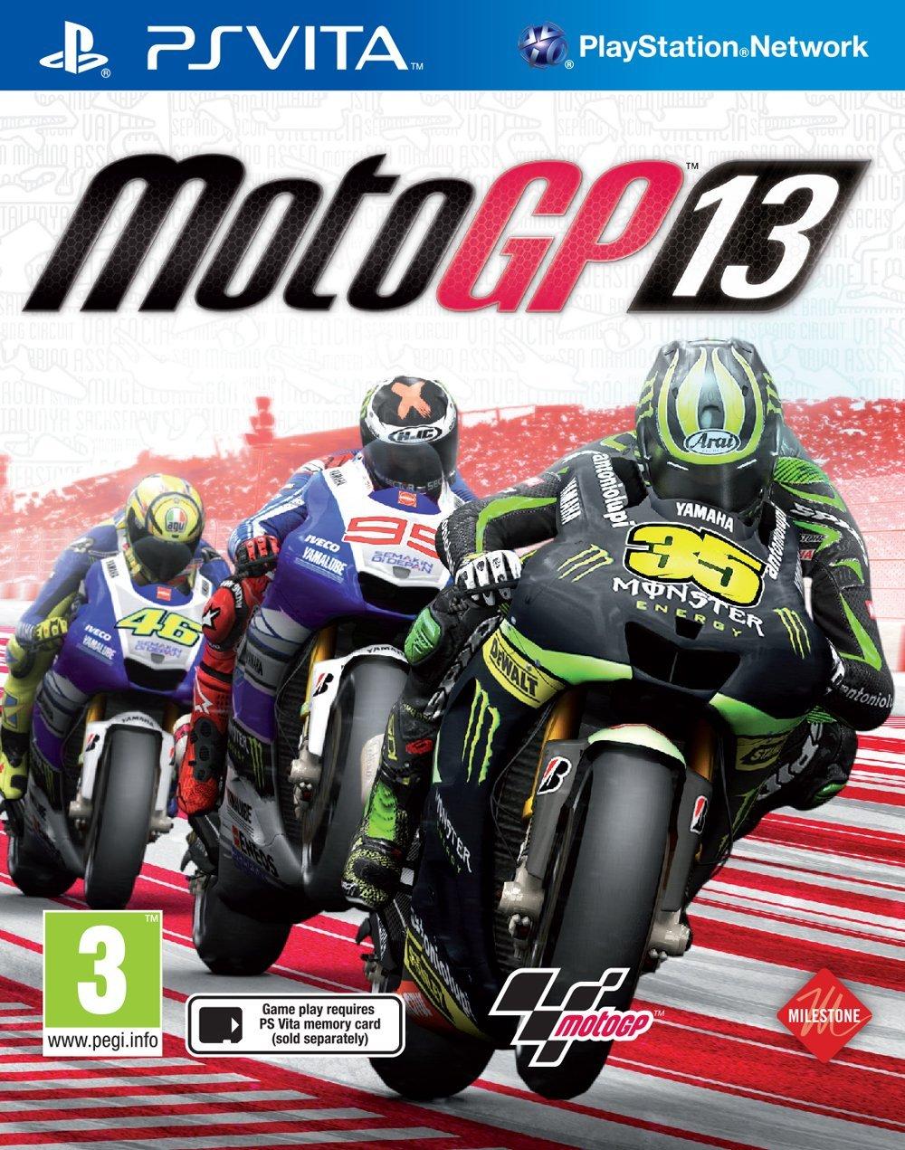 Moto GP 13 (MotoGP 13) PSVita  38.99