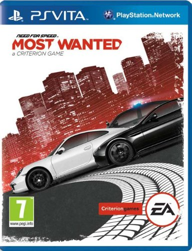 Need for Speed: Most Wanted PSVita  39.99