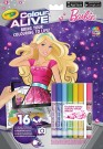 Crayola - Colour Alive Colour Alive Barbie 95-1049