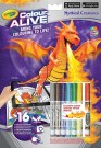 Crayola - Colour Alive Mythical Creatures 95-1051