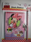 Disney - Secret Notebook Minnie Mouse 53432-3