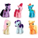 Famosa - My Little Pony Plush 17 Cm 760012409-6
