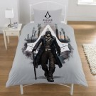 Assassins Creed Syndicate Single Reversible Duvet - bērnu gultas veļa
