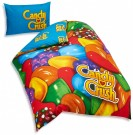 Candy Crush Single Duvet - bērnu gultas veļa