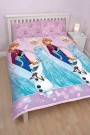 Disney Frozen Magic Double Rotary Duvet Set - bērnu gultas veļa