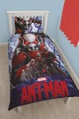 Disney Marvel Antman Atom Single Panel Duvet Set - bērnu gultas veļa