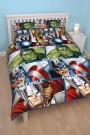 Disney Marvel Avengers Shield Double Rotary Duvet Set - bērnu gultas veļa