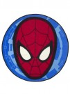 Disney Marvel Spiderman Head Shaped Rug - bērnu gultas veļa