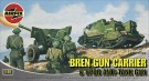Airfix - Bren Gun Carrier and 6pdr Anti Tank Gun 1:76 Scale Series A01309