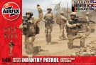 Airfix - British Patrol Troops Afghanistan 1:48 Scale Series A03701