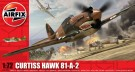 Airfix - Curtiss Hawk 81-A-2 1:72 Scale A01003