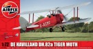 Airfix - De Havilland DH 82a Tiger Moth Model Kit 1:72 Scale A01024