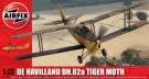 Airfix - De Havilland Tiger Moth Model Kit 1:72 Scale A01025