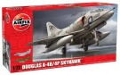 Airfix - Douglas A 4 Skyhawk Series 3 Plastic Model Kit 1:72 A03029