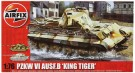 Airfix - King Tiger Series 3 Plastic Model Kit 1:76 A03310