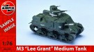 Airfix - M3 Lee Grant Medium Tank 1:76 A01317-3