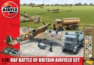 Airfix - RAF Battle of Britain Airfield Gift Set 1:76 A50015