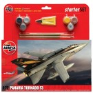 Airfix - Tornado F3 Model Large Starter Set 1:72 Scale A55301