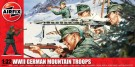 Airfix - WWII German Mountain Troops 1:32 A04713