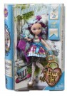 Barbie - Ever After High Doll Rebel Madeline Hatter dress-up BFW95