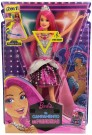 Barbie - Rock N Royals Courtney Doll (Spanish) CMR85