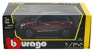 Bburago - Fiat 500l Minivan 2012 Red Model Car 18-22126R