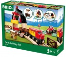 Brio - Farm Railway Set 33719