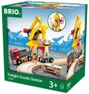 Brio - Rail Freight Goods Station 33280