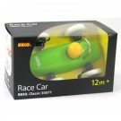 Brio - Wooden Toys Race Car Green 30077-Green