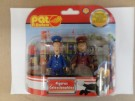 Character - Postman Pat And Ajay Bains Collectable Figure Pack (Spanish) 03240