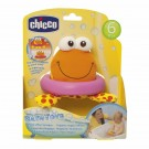 Chicco - Color Changing Bath Toys Magical Octopus 05186