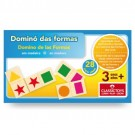 Classictoys - Domino Forms Wooden Toys