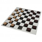 Classictoys - Traditional Draughts Educational Toys 30x30 Cm 0752